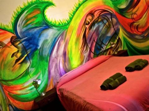 アーティスティックで奇抜なホステルが芸術的感性を刺激する! ブエノスアイレス「アートファクトリー」