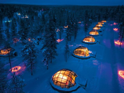 まるで雪の女王の世界! フィンランドのホテルがファンタジーすぎて泊まりたい