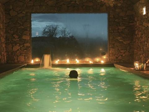 マジョルカ島の森のホテルで伝統料理を楽しむ! スペイン「Son Gener」