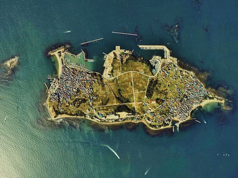 愛知県知多郡日間賀島に行ってみよう! 面積は皇居の約半分! 絶品すぎる「しらすの天ぷらとたこめし」