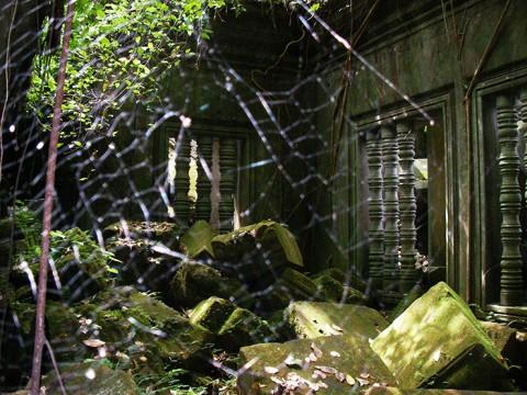 ジブリ映画『天空の城ラピュタ』のモデルとなった遺跡ベンメリアに行ってみた