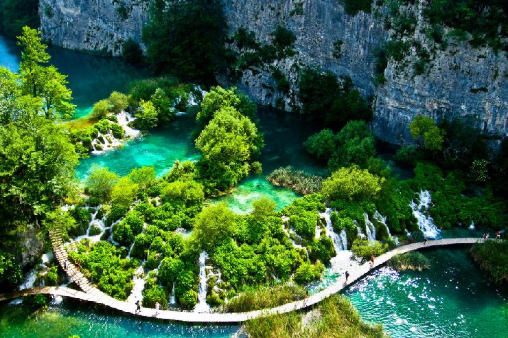new_plitvice-lakes-croatia-national-park-wallpaper