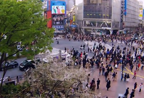 これは凄い!外国人旅行者が東京や大阪をラジコン空撮!意外にも新鮮な風景