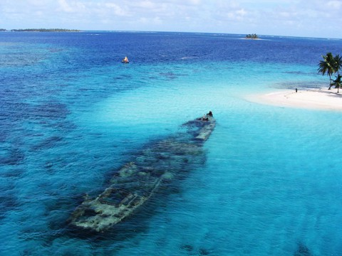 この世の楽園「サン・ブラス諸島」の絶景すぎる島々に癒やされる