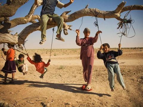 シリアにある絶景と自然と人の姿