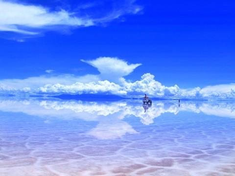 やっぱりウユニ塩湖の絶景は素晴らしい! 一生に一度は行きたい不思議のワンダーランド