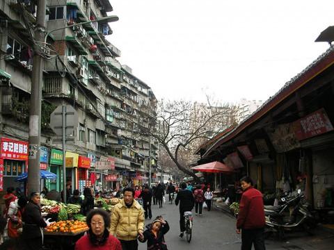 かつて中国は外国人が行ける場所が限られていた