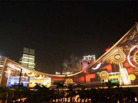 一生に一度は体験したい視聴覚のファンタジー!『香港パルス3Dライトショー』を体験しよう