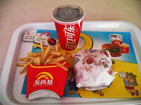 中国のマクドナルドとケンタッキーが合体したマクタッキーに行ってみた
