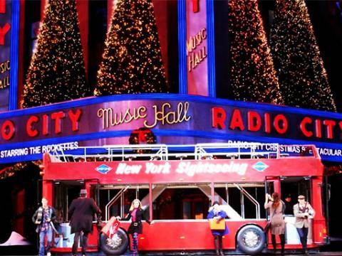 クリスマスシーズンだけ公演される『クリスマス・スペクタクキュラー』は最高のUSAエンターテインメント