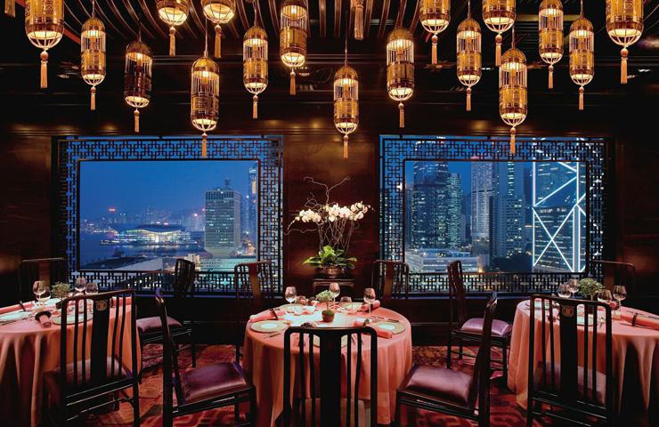 Mandarin Oriental - Hong Kong