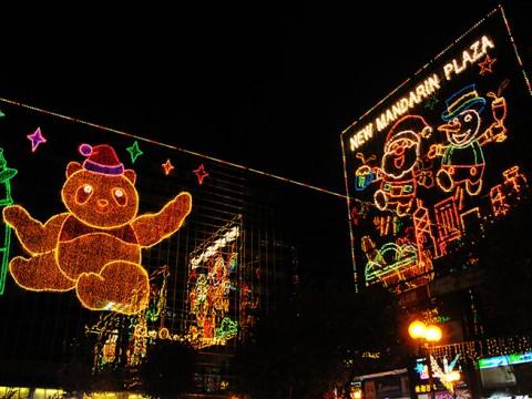 クリスマスこそ行くべき香港! ライトアップされた素晴らしい夜景に感動