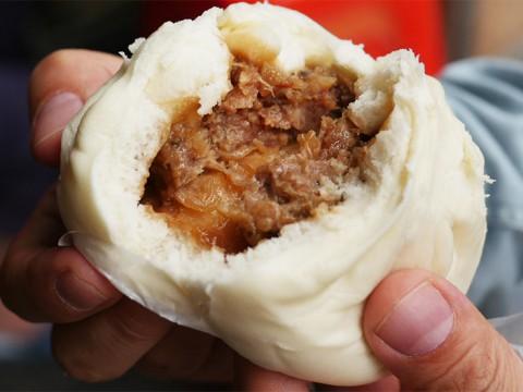 台湾人が「台北でいちばん美味しい」と絶賛する肉まんが絶品 / 妙口四神湯