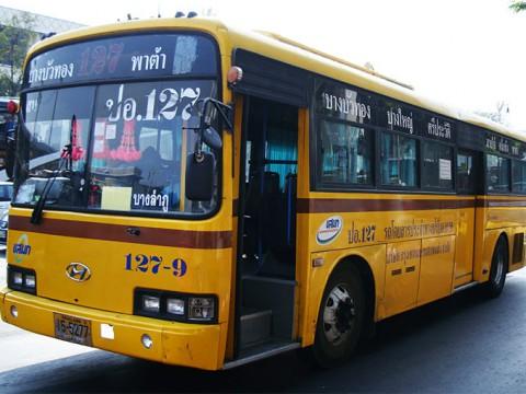 タイ・バンコクの民間バス値上げ! 日本人観光客には痛くない運賃?