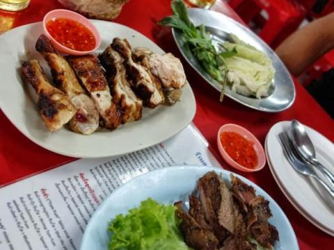 バンコクで一番うまいと噂の「ラープ・ラン・スワン」でディープなイサーン料理をいただく