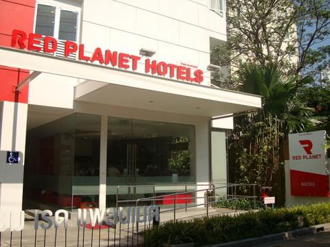 エアアジアグループと関係が深いチューンホテルズ / タイに新ブランド『レッドプラネットホテル』展開