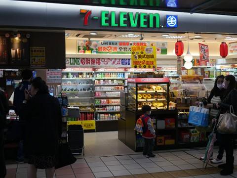 台湾ではミスタードーナツのドーナツをセブンイレブンが販売 / けっこう美味しい