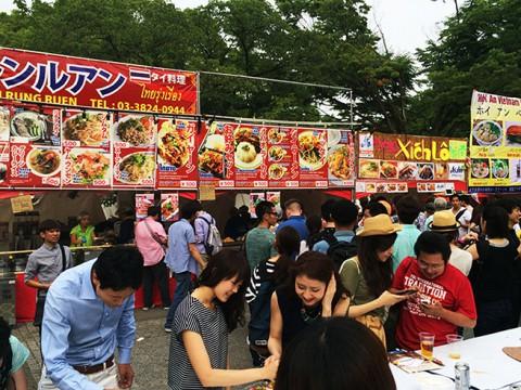 宮城県で『ベトナムフェスティバル2015 東北』開催決定 / 酒井法子さんもステージに登場