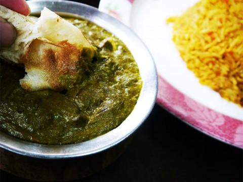 タイのインドレストランに行ってみよう / タイに帰化したインド人による本格料理