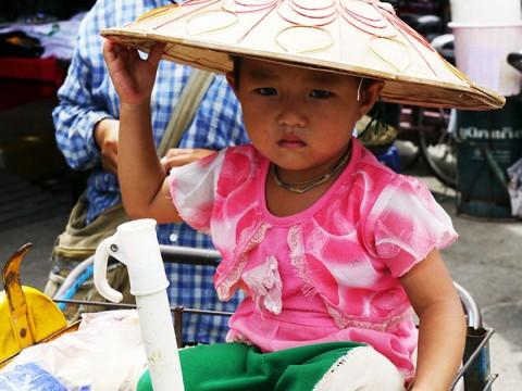 【記録】タイからミャンマーに日帰りで「徒歩入国」してみた / 前編