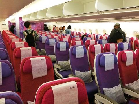 名古屋人に朗報! タイ国際航空の「名古屋~バンコク直行便」がチョー激安 / たったの38000円!