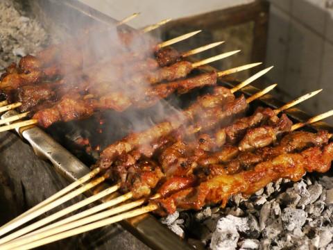 中国で食べ歩きするならば焼鳥がいちばん! お酒のおつまみにも最適