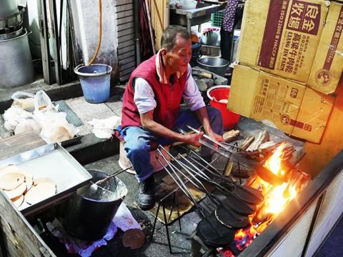 中国にいちばん近い台湾 / 金門島で食べる「ここだけの焼餅」が絶品