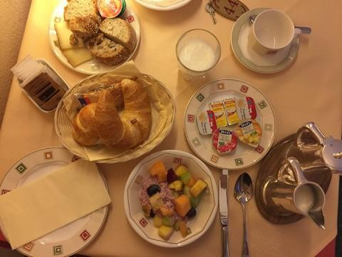 【食べて検証】スイスの三つ星ホテル「Elite」の朝食は美味しいのか?