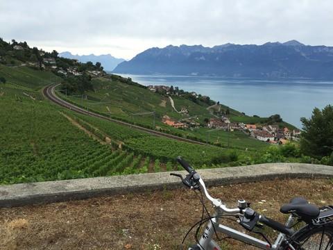【現地取材】世界遺産登録の「絶景スイス」をサイクリングで走るべきいくつかの理由