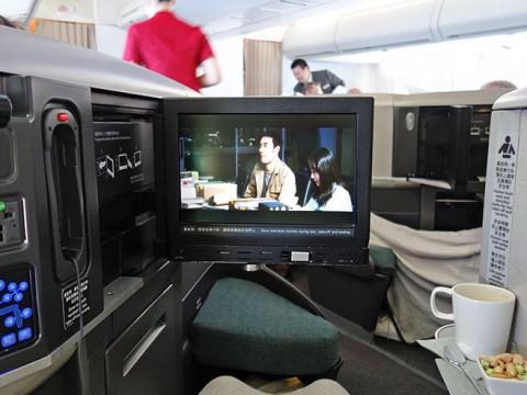 【感動】飛行機の旅の楽しさを再発見!「キャセイパシフィック航空のビジネスクラス」に乗ってみた結果