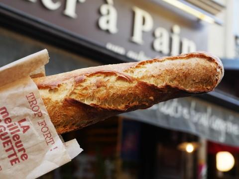 いちばん美味しいフランスパンを作る店に選ばれたル・グルニエ・ア・パン / その味に魅了される