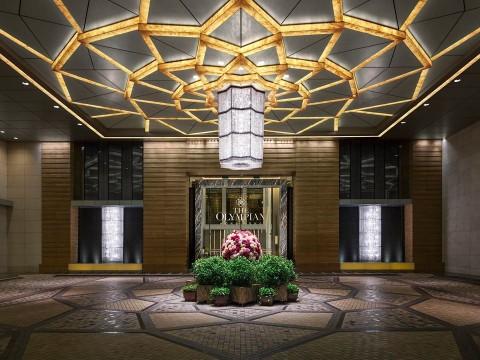 香港政府観光局が本気を出した件 / Facebookで極上ホテルの宿泊プレゼントを開始 / ザ・オリンピアン香港に宿泊