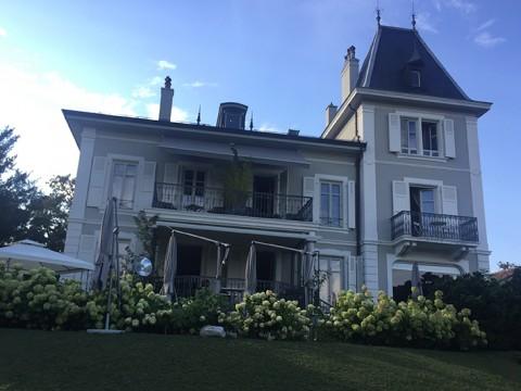【現地取材】ストラヴィンスキーが25年間暮らした家 / 現在はホテルとして営業中