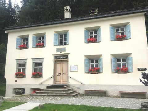 【現地取材】世界最強の哲学者ニーチェ / 彼とスイスの「特別」な関係を徹底取材! 35歳にかまえた別荘の謎