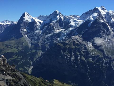 【現地取材】山好きなら最低限おさえておきたいスイスの4つの山