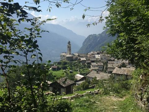 """""""天国の入口""""と呼ばれるスイス最果の村へ / ヘルマンヘッセや新田次郎が愛した隠れ里"""