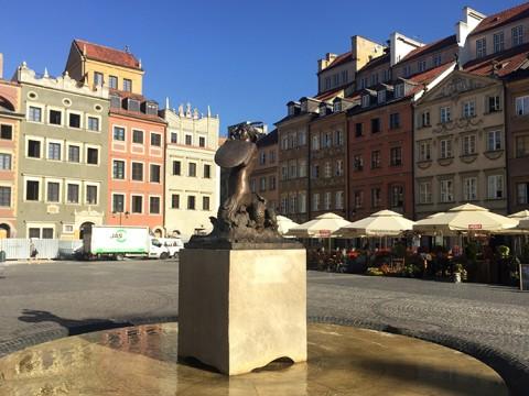 【現地取材】戦時中「街」を奪われたワルシャワへ / 1980年世界遺産に登録