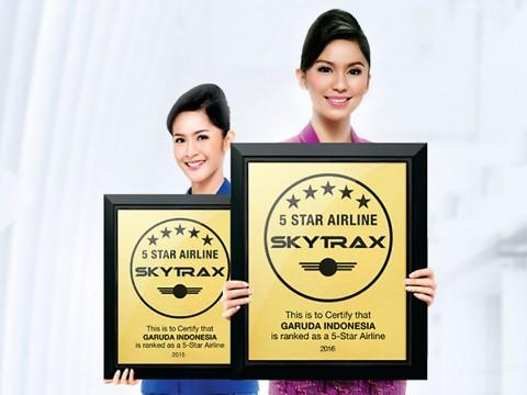 これは絶対に乗りたい! ガルーダ・インドネシア航空が「世界で最も愛される航空会社」第一位に輝く