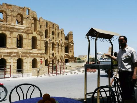 【I LOVE アフリカ大陸】コロッセオはイタリア以外にも存在 / チュニジアの世界遺産コロッセオに行ってみた