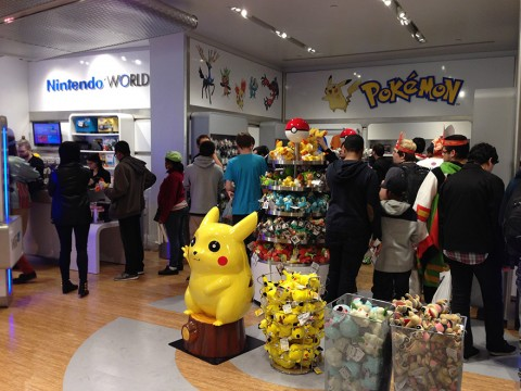 ニューヨーク行ったらニンテンドーワールドに行かないと損! タダで見られるミュージアム