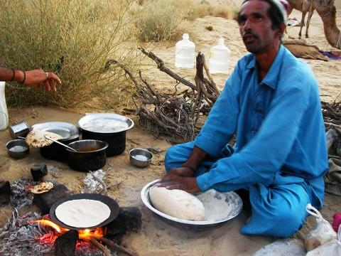 インド人だからといってカレーばかり食べているわけじゃない! むしろカレー食わない!