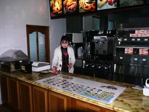 北朝鮮のハンバーガーショップに行った結果 / 衝撃の事実が判明