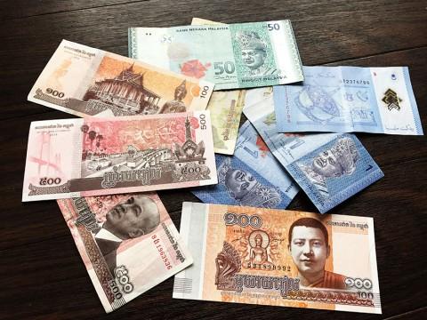 カンボジアは凄まじい親日国 / カンボジア紙幣には日本の国旗が印刷されている件
