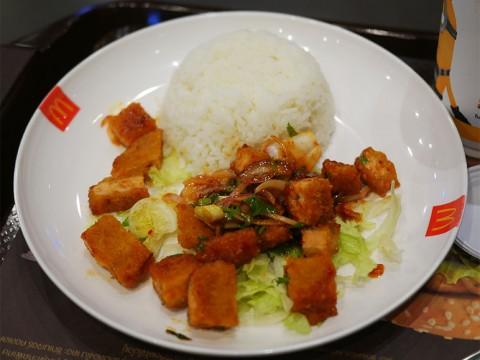 マクドナルドが「北海道サーモンフライご飯」の販売開始 / 絶大な人気
