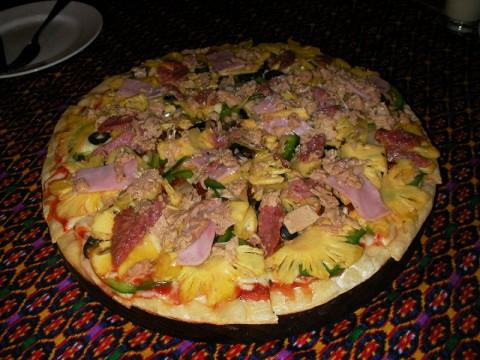 【現地取材】カンボジアにはマリファナ入りピザが食べられる店がある / 潜入取材してみた結果