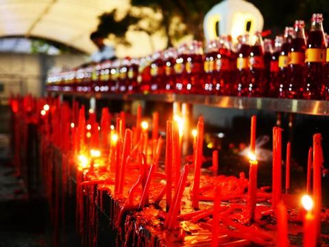 タイはアジアのなかでも特に信心深い国 / 仏教とともにある日常