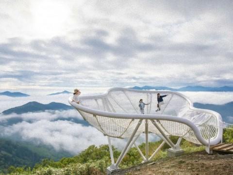 まるで空に浮かぶホテル! 星野リゾートトマムの雲海テラスが凄い! ふたつの展望スポットが新登場