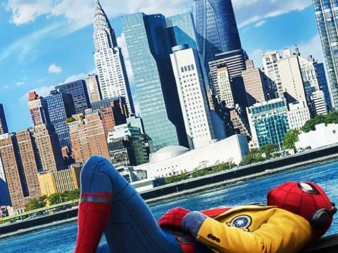 スパイダーマン:ホームカミングにタイのプミポン前国王が登場 / 崩御で哀悼の意か