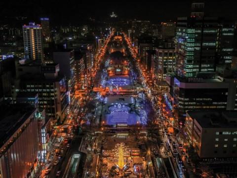 「日本新三大夜景都市」の札幌をお得に満喫しよう! 夜景ナビゲーターと行く日帰りモニターバスツアー運行中