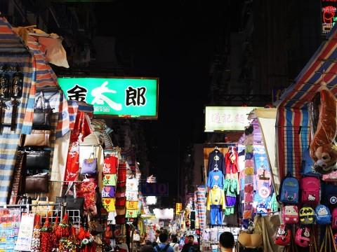 香港は夜の散歩が楽しい! みんなで夜の街を歩いてみよう